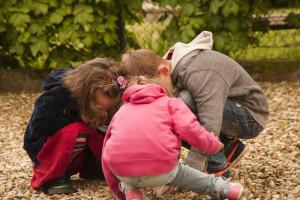 kids in the b&b eridu vicino firenze in toscana.