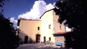 panoramic vieux of bed and breakfast eridu in fiesole near florence