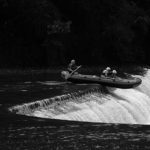 arno firenze canoa rafting